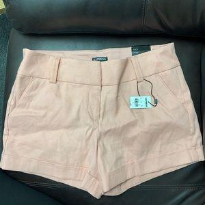 Express Midi Shorts Size 8 NWT